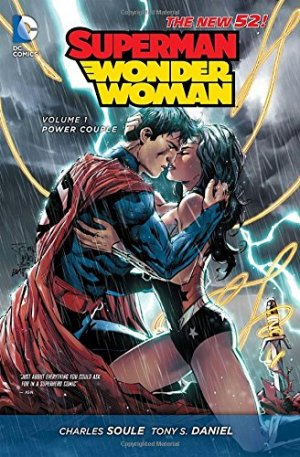 Superman / Wonder Woman édition TPB hardcover (cartonnée)