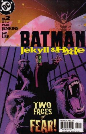 Batman - Jekyll & Hyde 2 - Two Faces of Fear!