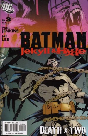 Batman - Jekyll & Hyde 3 - Death x Two