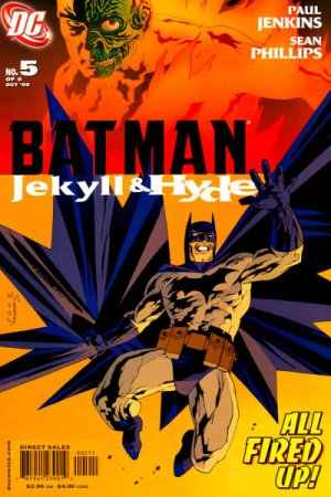 Batman - Jekyll & Hyde 5 - All Fired Up!