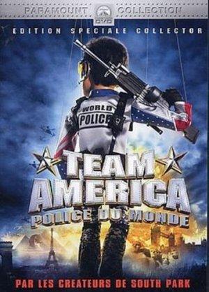 Team America, police du monde édition Collector