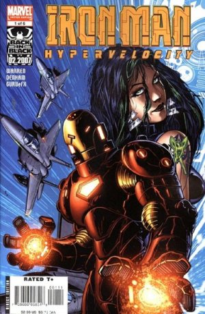 Iron Man - Hypervelocity édition Issues