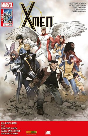 X-Men 12 - Couverture A : Olivier Coipel