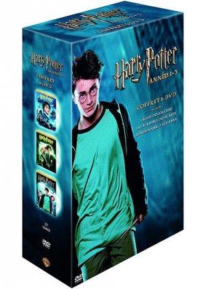 Harry Potter Années 1 à 3 édition Collector