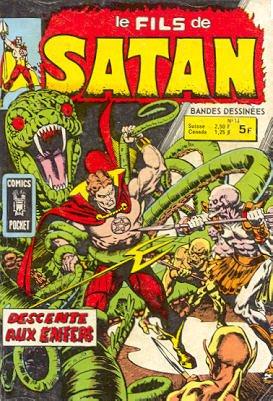 Strange Tales # 13 Kiosque (1975 - 1981)