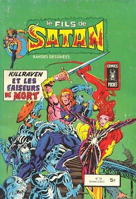 Strange Tales # 18 Kiosque (1975 - 1981)
