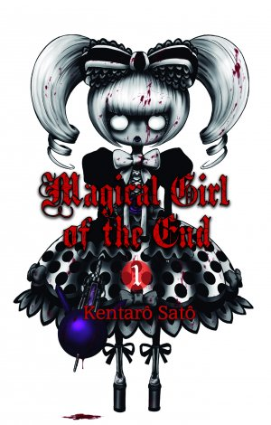 Magical Girl of the End édition Simple