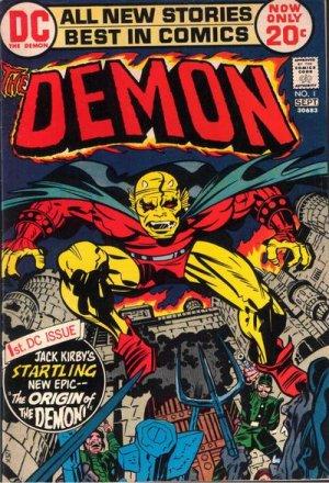 Demon # 1 Issues V1 (1972 - 1974)