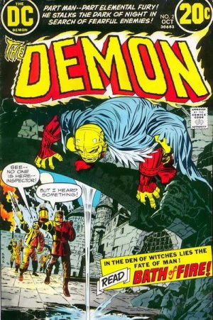 Demon # 2 Issues V1 (1972 - 1974)