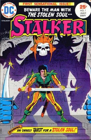 Stalker édition Issues V1 (1975 - 1976)