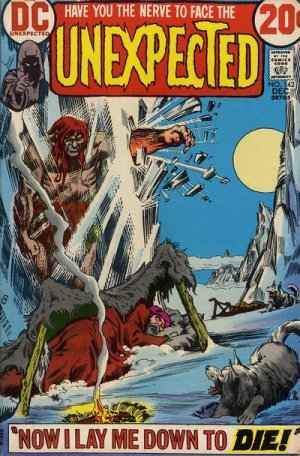 The unexpected # 142 Issues V1 Suite (1968 - 1982)