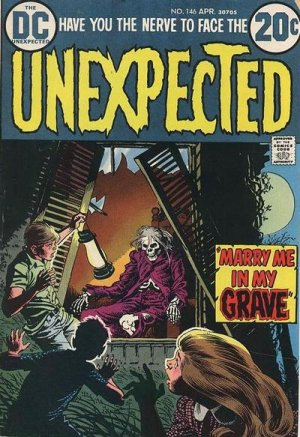 The unexpected # 146 Issues V1 Suite (1968 - 1982)
