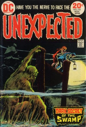 The unexpected # 152 Issues V1 Suite (1968 - 1982)