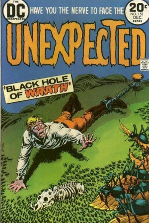 The unexpected # 153 Issues V1 Suite (1968 - 1982)