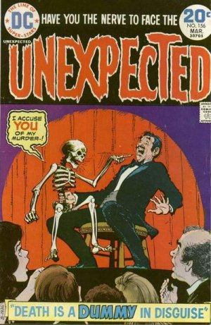 The unexpected # 156 Issues V1 Suite (1968 - 1982)