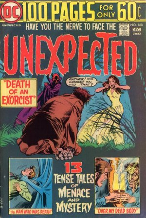 The unexpected # 160 Issues V1 Suite (1968 - 1982)