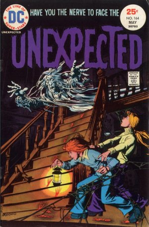 The unexpected # 164 Issues V1 Suite (1968 - 1982)