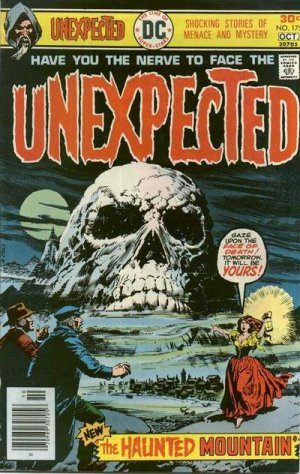 The unexpected # 175 Issues V1 Suite (1968 - 1982)