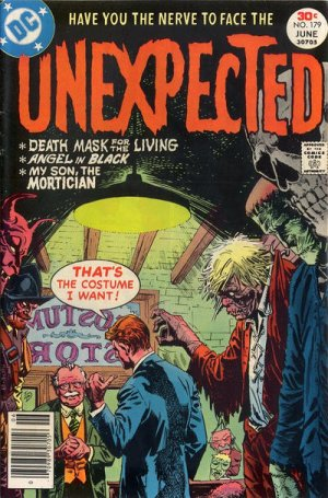 The unexpected # 179 Issues V1 Suite (1968 - 1982)