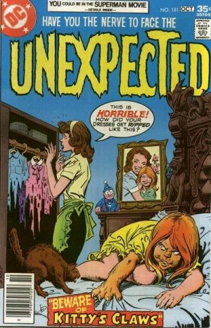 The unexpected # 181 Issues V1 Suite (1968 - 1982)