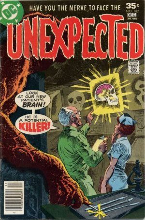 The unexpected # 182 Issues V1 Suite (1968 - 1982)