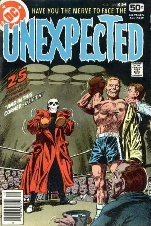 The unexpected # 188 Issues V1 Suite (1968 - 1982)