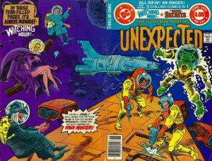 The unexpected # 191 Issues V1 Suite (1968 - 1982)