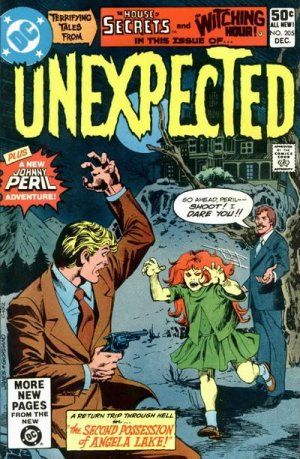 The unexpected # 205 Issues V1 Suite (1968 - 1982)