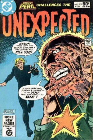 The unexpected # 207 Issues V1 Suite (1968 - 1982)