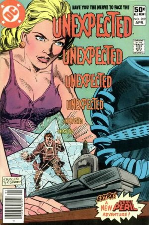 The unexpected # 209 Issues V1 Suite (1968 - 1982)
