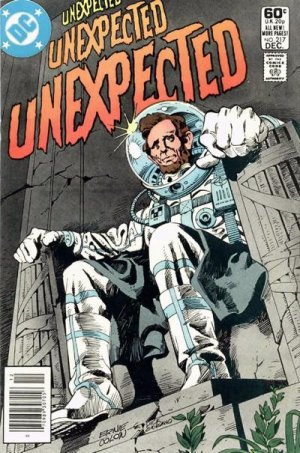 The unexpected # 217 Issues V1 Suite (1968 - 1982)