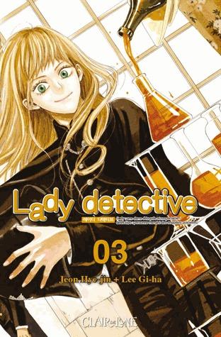 Lady détective T.3