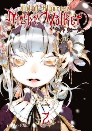 couverture, jaquette Cat of Albarose - Night walker 2  (Clair de lune Manga)