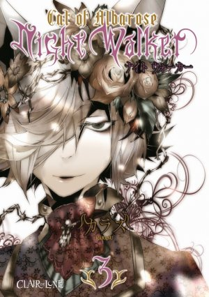 couverture, jaquette Cat of Albarose - Night walker 3  (Clair de lune Manga)
