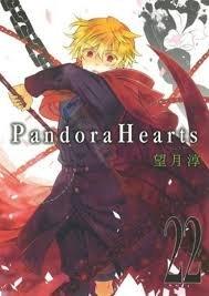 couverture, jaquette Pandora Hearts 22  (Square enix)