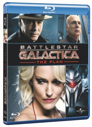 Battlestar galactica - The plan édition Simple