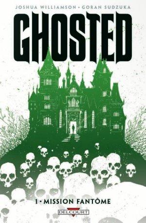 Ghosted édition TPB hardcover (cartonnée)
