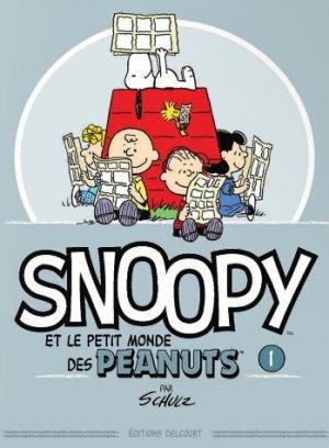 Snoopy et le petit monde des peanuts # 1
