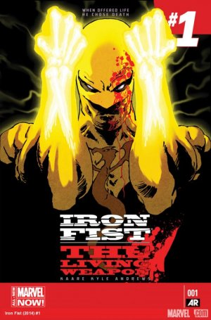 Iron Fist - The Living Weapon édition Issues (2014 - 2015)