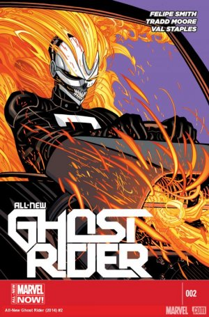 All-New Ghost Rider # 2 Issues (2014 - 2015)