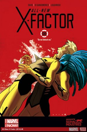All-New X-Factor # 6 Issues (2014 - 2015)