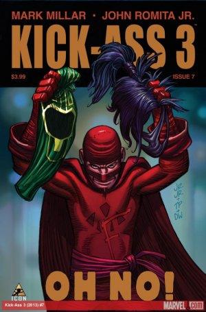 Kick-Ass 3 # 7 Issues (2013 - 2014)