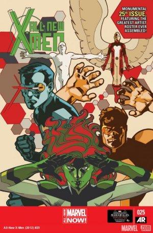 All-New X-Men # 25 Issues V1 (2012 - 2015)