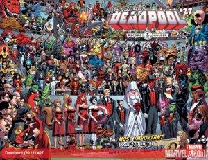 Deadpool # 27 Issues V4 (2012 - 2015)