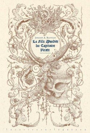 La Fille Maudite du Capitaine Pirate édition TPB hardcover (cartonnée)