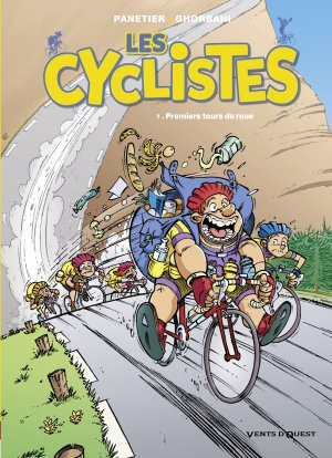 Les cyclistes édition simple 2014