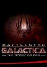 Battlestar Galactica: the story so far édition Simple