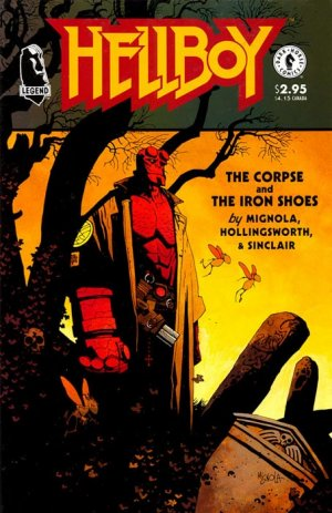 Hellboy - The Corpse and the Iron Shoes édition Issues