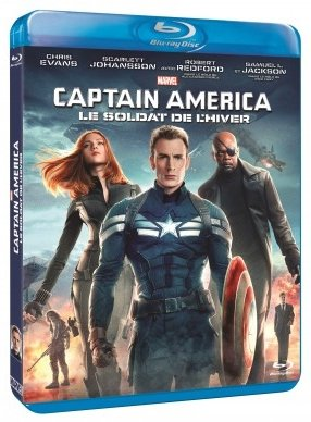 Captain America : Le Soldat de l'hiver édition Simple