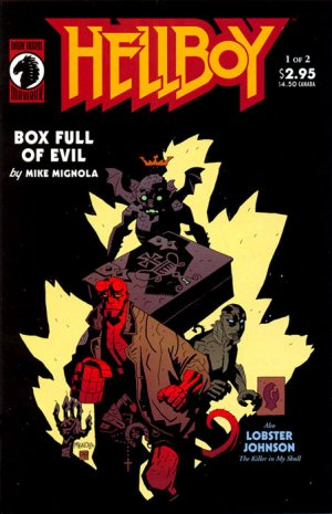 Hellboy - Box Full of Evil édition Issues